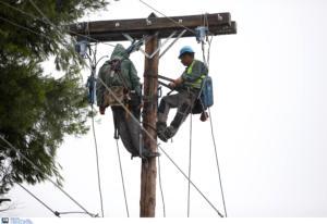 Ρεύμα Χαλκιδική: Πότε θα επανέλθει η ηλεκτροδότηση