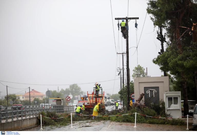 Χαλκιδική: Θα εγκατασταθούν ηλεκτρογεννήτριες το βράδυ