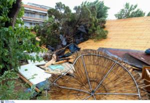 Χαλκιδική: Έκτακτη επιχορήγηση στους πληγέντες