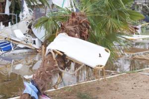 Χαλκιδική: Μάχη με το χρόνο για την αποκατάσταση των ζημιών