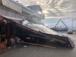 Τραγωδία στη Χαλκιδική – Έξι νεκροί από τη θεομηνία – Ανυπολόγιστες οι καταστροφές