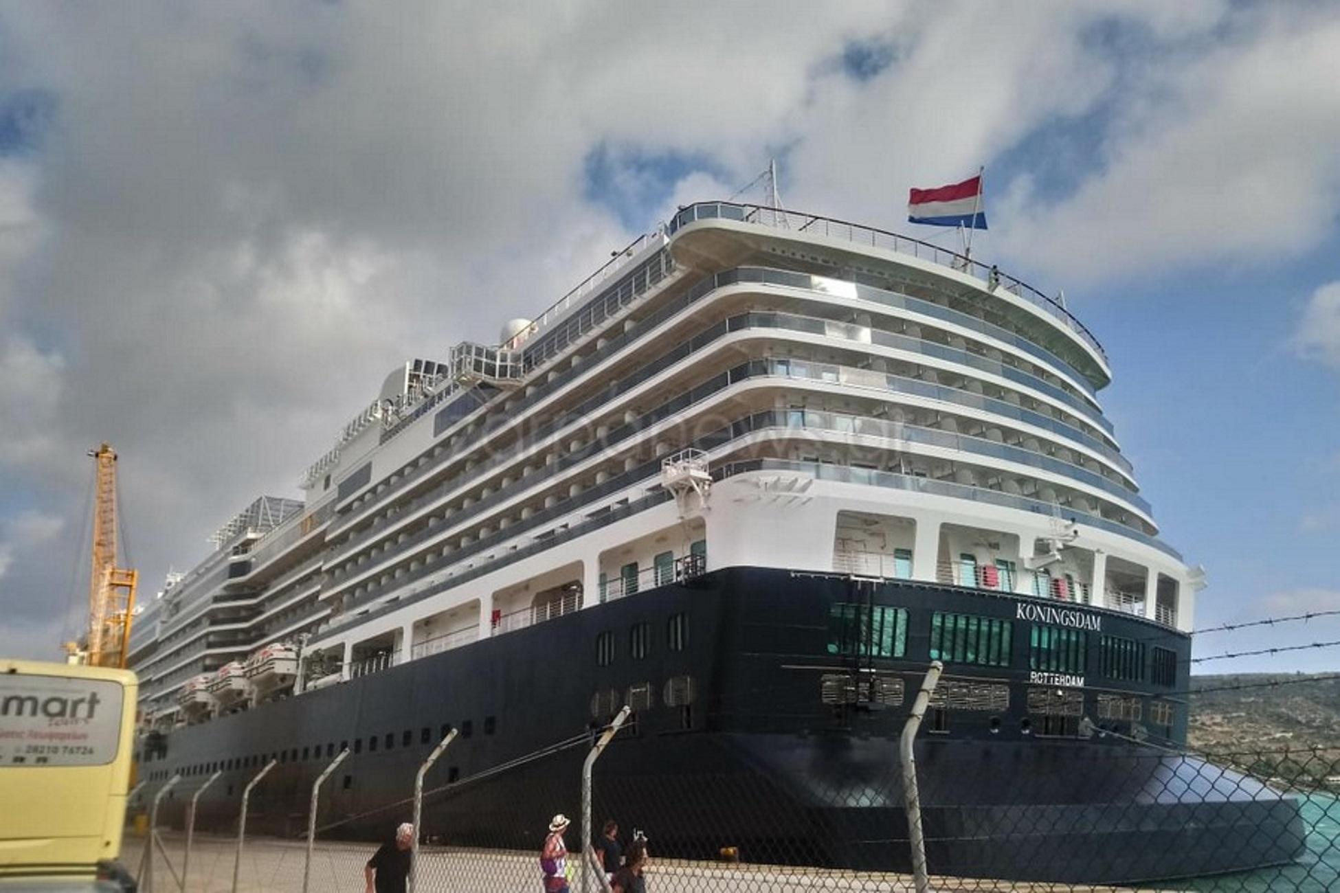 Χανιά: Πλωτά θηρία στο λιμάνι της Σούδας – Έφτασαν 7.000 με τρία κρουαζιερόπλοια!