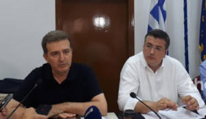 Χρυσοχοΐδης: Έγκαιρη κινητοποίηση της πυροσβεστικής στην Χαλκιδική