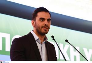 Χριστοδουλάκης: Το ΚΙΝΑΛ δεν θα δώσει λευκή επιταγή σε κανένα για την συνταγματική αναθεώρηση