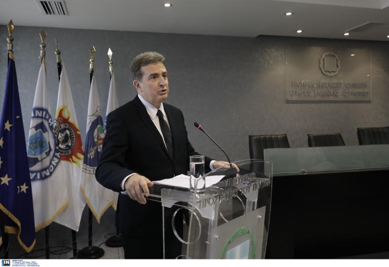 Ο Χρυσοχοΐδης ζήτησε την παραίτηση του αρχηγού της Αστυνομίας