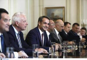 Υπουργικό: Αυτά αποφασίστηκαν για Δικαιοσύνη και φορολογία