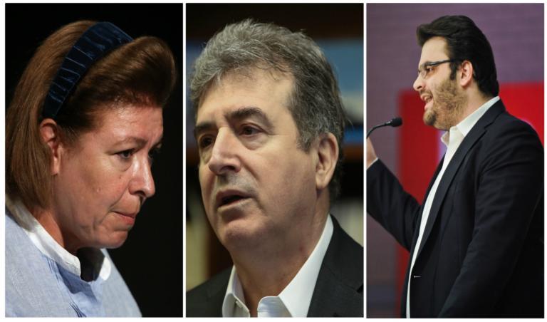 Χρυσοχοϊδης, Μενδώνη και Πιερρακάκος οι τρεις εξωκοινοβουλευτικοί υπουργοί!