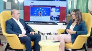 Εκλογές 2019: Η εκπρόσωπος Τύπου της ΝΔ Σοφία Ζαχαράκη στο newsit.gr