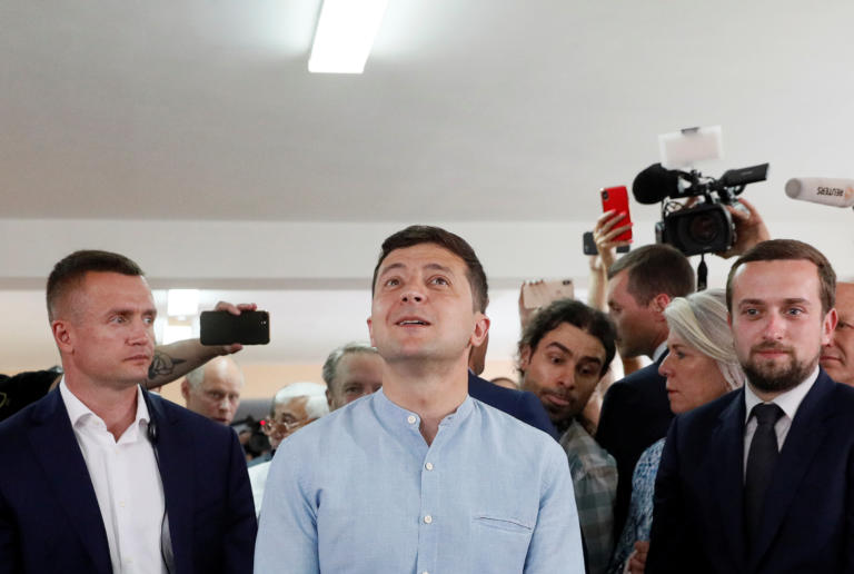Ζελένσκι: Η ανταλλαγή κρατουμένων με Ρωσία το πρώτο βήμα για το τέλος του πολέμου