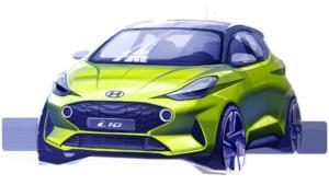 Προ των πυλών το νέο Hyundai i10
