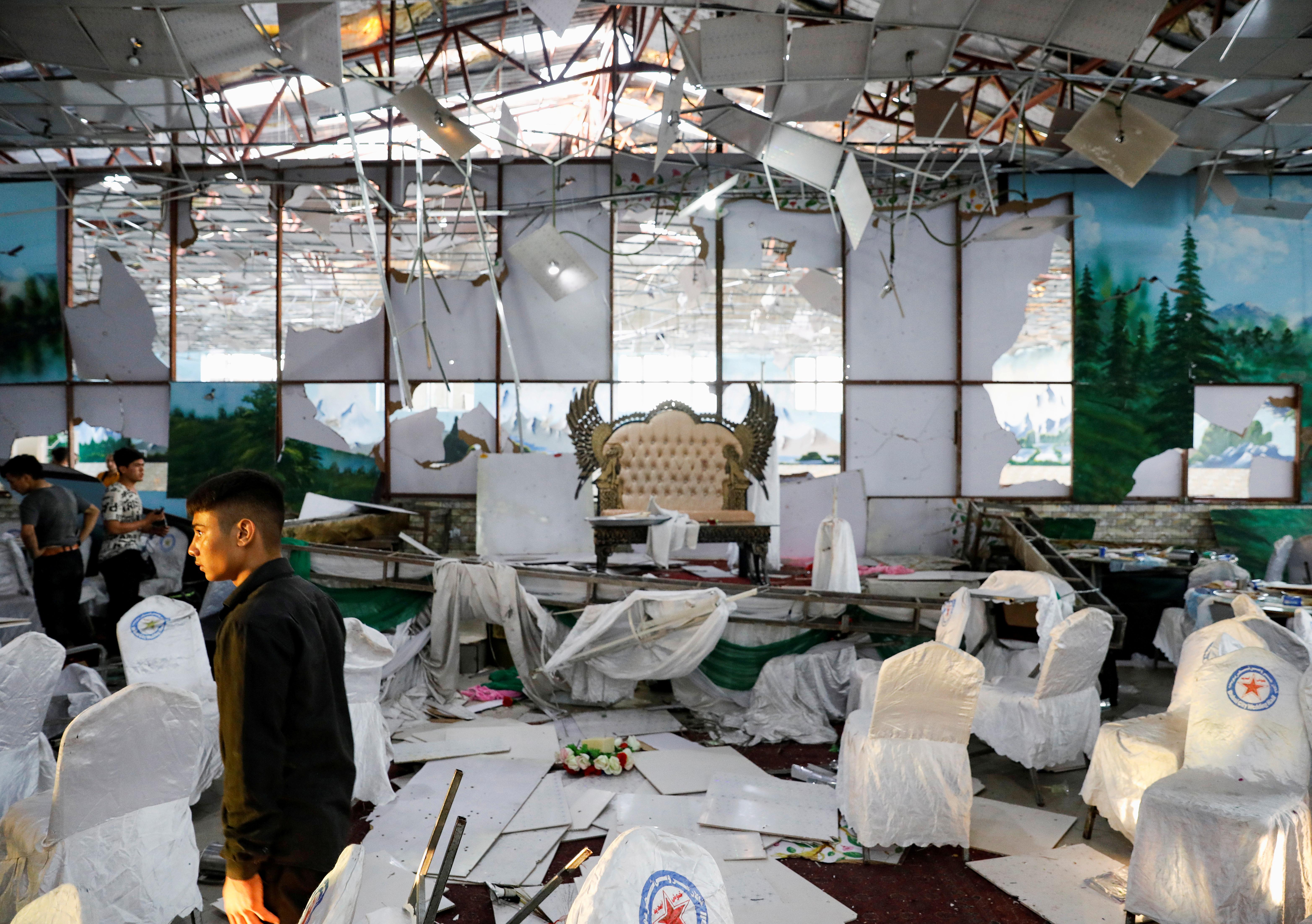 Αφγανιστάν: 80 οι νεκροί από την επίθεση σε γαμήλια δεξίωση