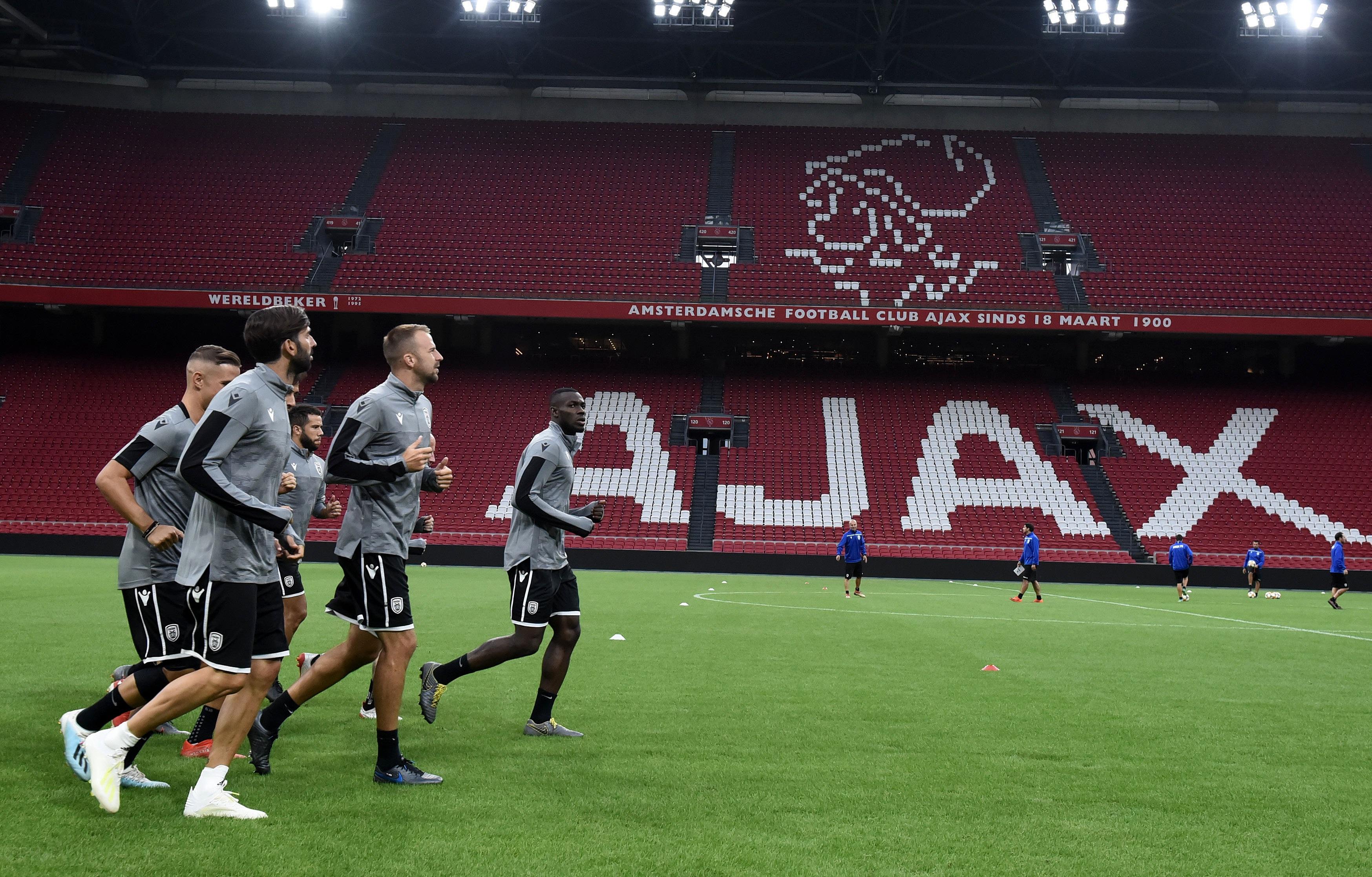 """Άγιαξ – ΠΑΟΚ: ΜΕ θάρρος για να """"σοκάρει"""" τα προκριματικά του Champions League"""