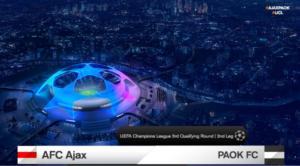 Άγιαξ – ΠΑΟΚ: Τα εισιτήρια των Θεσσαλονικέων για τον επαναληπτικό
