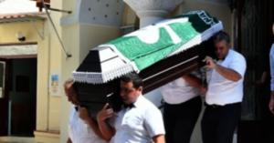 Κηδεύτηκε με σημαία του Παναθηναϊκού! Το αντίο στον «στρατιώτη Αρών»