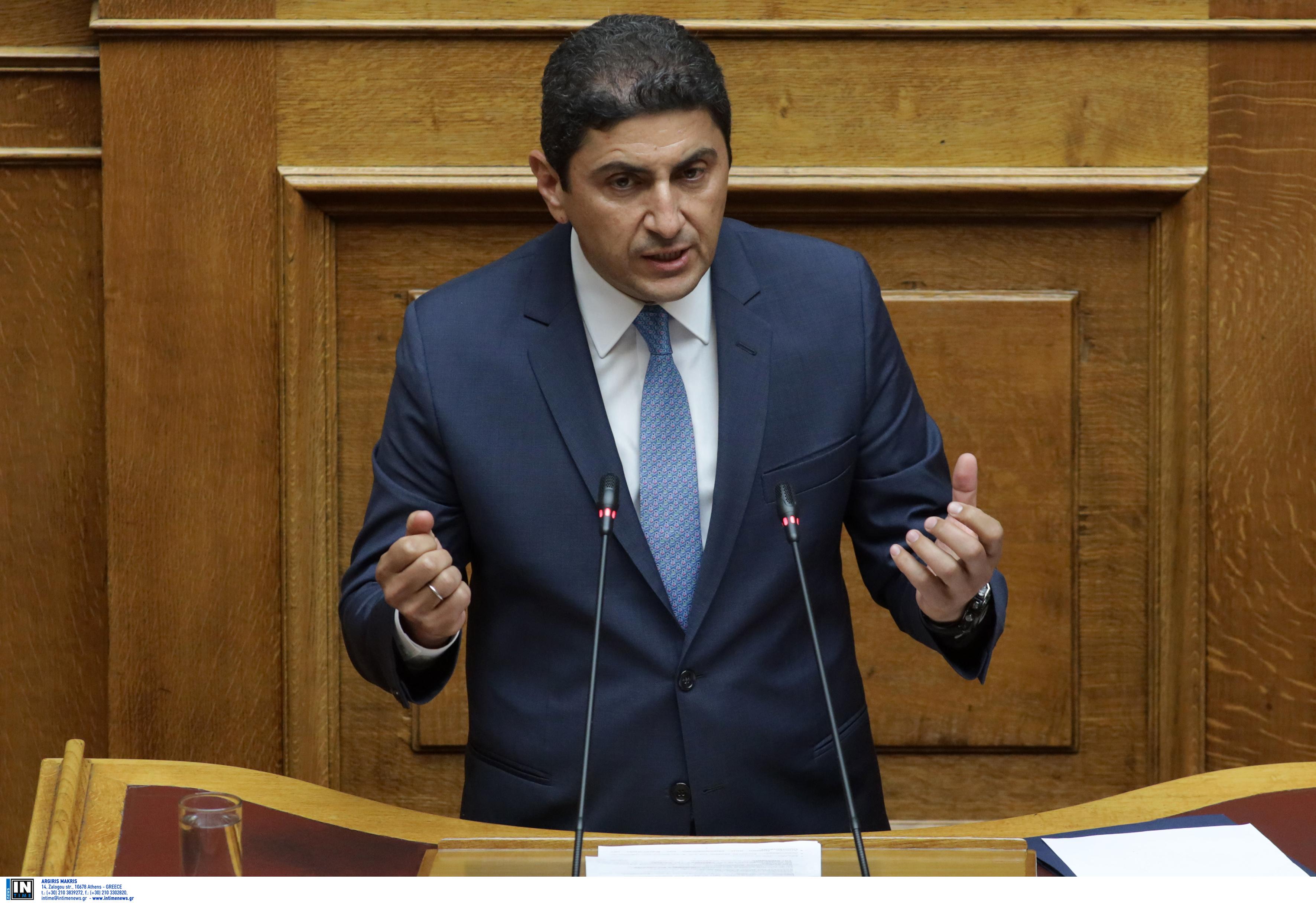 Ο Λευτέρης Αυγενάκης επαναφέρει το θέμα της αναστολής των ερασιτεχνικών πρωταθλημάτων