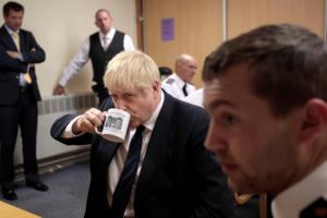 Brexit: Ο κόσμος δεν θέλει εκλογές αλλά έξοδο από την ΕΕ, λέει ο Μπόρις Τζόνσον