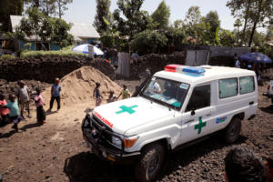 Πέθανε το 9χρονο κορίτσι από το Κονγκό που διαγνώστηκε με Έμπολα