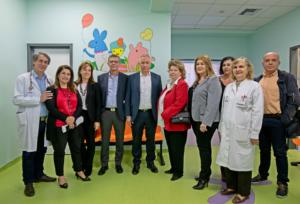 Νέος εξοπλισμός και σύγχρονες εγκαταστάσεις για το Παιδιατρικό Τμήμα Επειγόντων Περιστατικών του Πανεπιστημιακού Γενικού Νοσοκομείου «Αττικόν» στο Χαϊδάρι