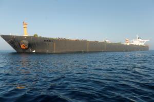 «Ένταλμα σύλληψης» για το ιρανικό δεξαμενόπλοιο Grace 1 εξέδωσε αμερικανικό δικαστήριο