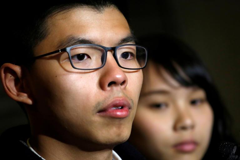 Κίνα: Συλλήψεις ακτιβιστών υπέρ της δημοκρατίας στο Χονγκ Κονγκ