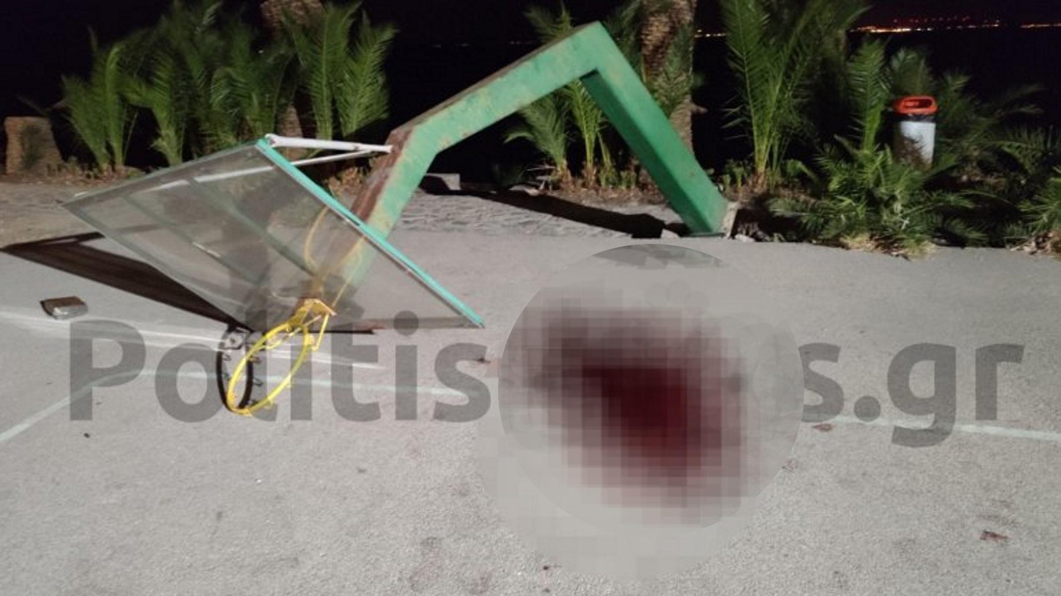 """Χίος: """"Μπαλάκι"""" οι ευθύνες για τον 19χρονο που σκοτώθηκε από πτώση μπασκέτας"""