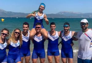 Μεσογειακοί Παράκτιοι Αγώνες: Κουπιά από… χρυσό κι ασήμι!