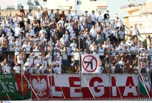 Ατρόμητος – Λέγκια Βαρσοβίας: «Αναστάτωση» με οπαδούς στο Περιστέρι