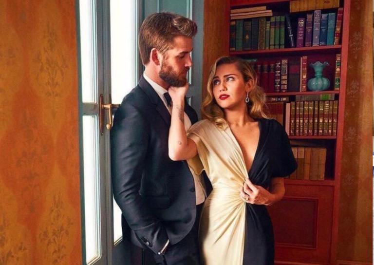 Liam Hemsworth: «Σπάει» τη σιωπή του μετά το χωρισμό από την Miley Cyrus!