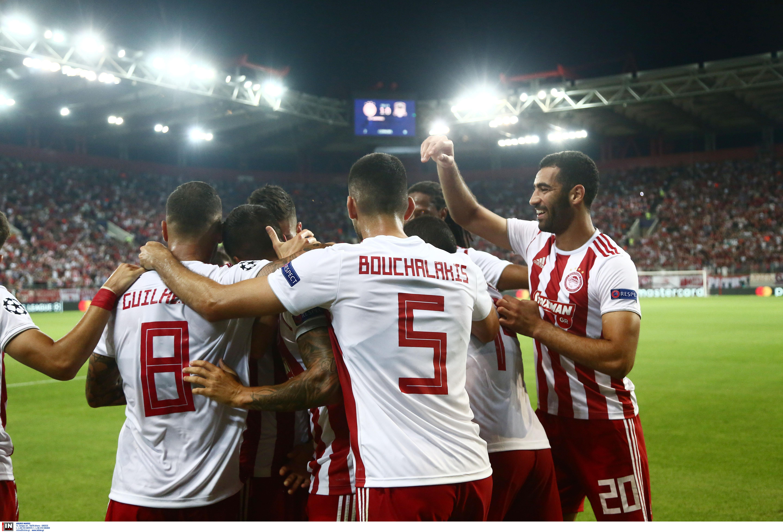 """Ολυμπιακός – Κράσνονταρ 4-0 ΤΕΛΙΚΟ: Διέσυρε τους Ρώσους και """"αγγίζει"""" το Champions League"""