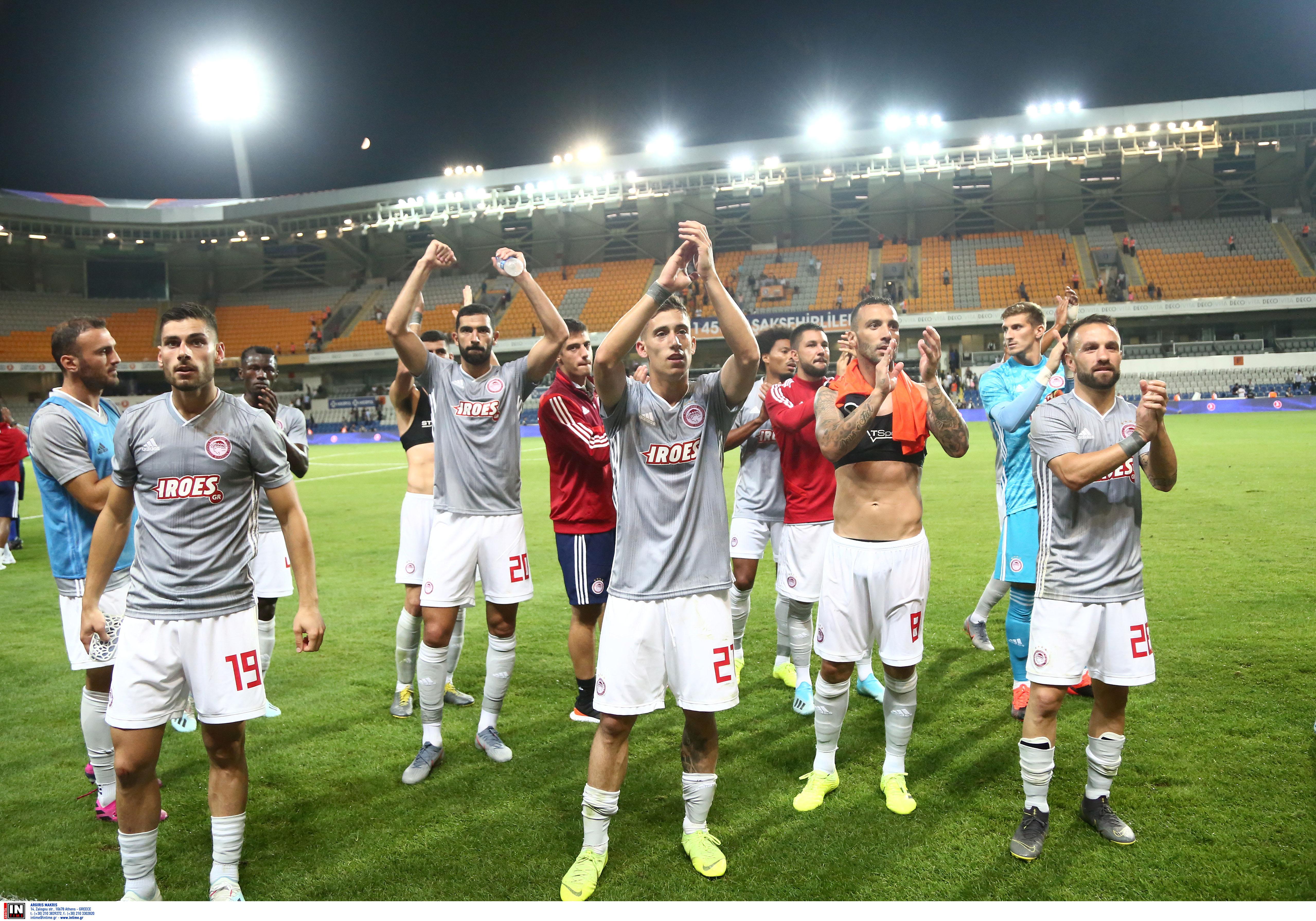 """Μπασακσεχίρ – Ολυμπιακός: Έτσι… πάγωσε το """"Φατιχ Τερίμ""""! videos"""