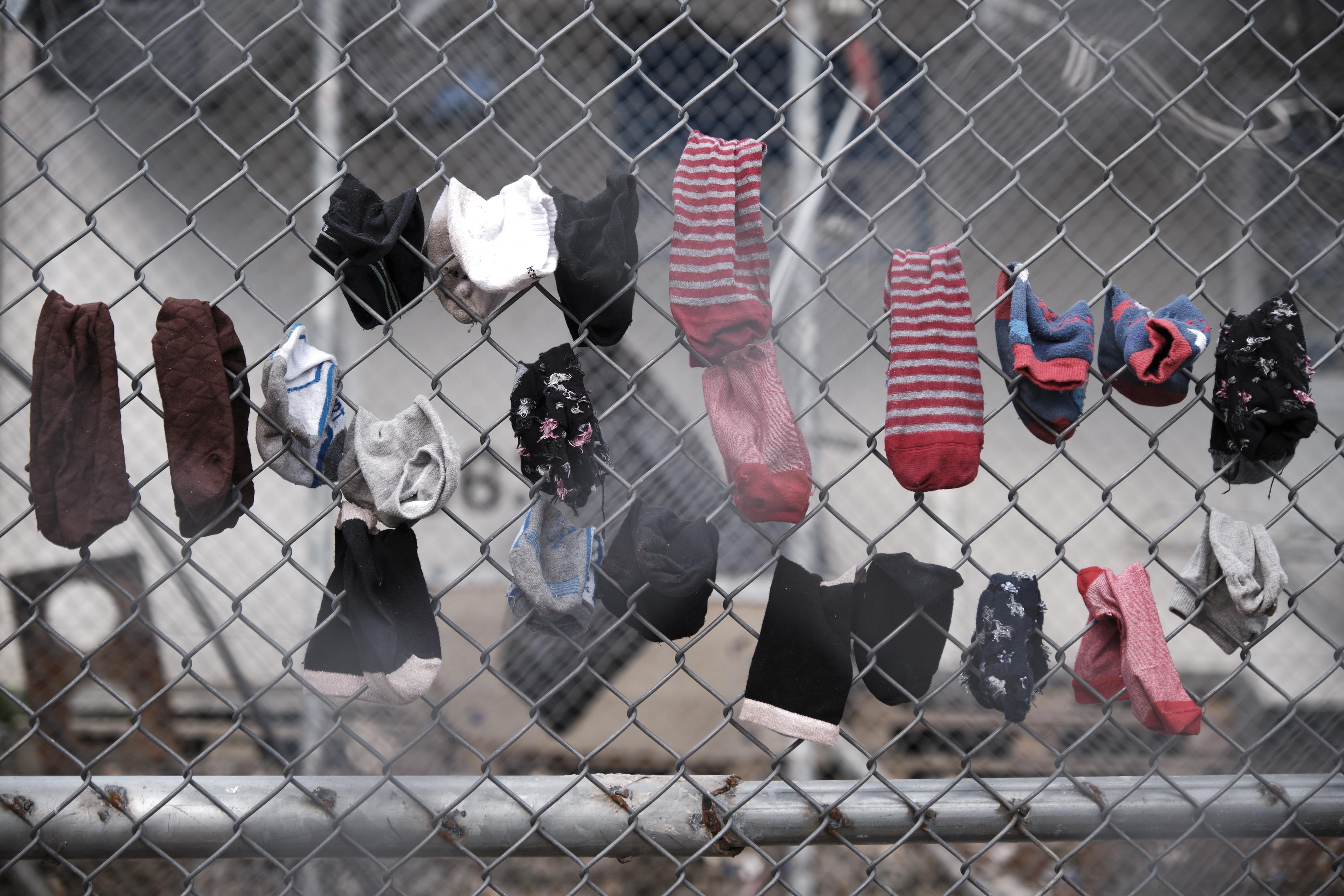 Ύπατη Αρμοστεία για Μόρια: «Να μεταφερθούν τα προσφυγόπουλα σε ασφαλές περιβάλλον»