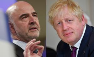 Brexit: Για να φύγετε πρέπει πρώτα να πληρώσετε λέει ο Μοσκοβισί