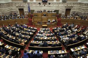 Βουλή: Απορρίφθηκαν οι ενστάσεις αντισυνταγματικότητας για άσυλο, Επιτροπή Ανταγωνισμού και ΟΤΑ