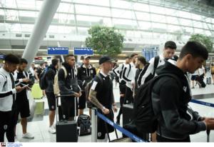 Άγιαξ – ΠΑΟΚ: «Πέταξε» για Άμστερνταμ! Πάει Ολλανδία ο Σαββίδης
