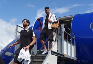 """Άγιαξ – ΠΑΟΚ: """"Πάτησε"""" στο Άμστερνταμ! """"Εδώ είμαστε και πάλι"""""""