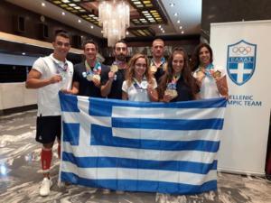 Μεσογειακοί Παράκτιοι Αγώνες: 8 μετάλλια η Ελλάδα στην πρεμιέρα στην Πάτρα