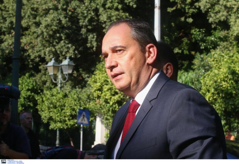 Στη ΜΕΘ του Ευαγγελισμού ο Γιάννης Πλακιωτάκης