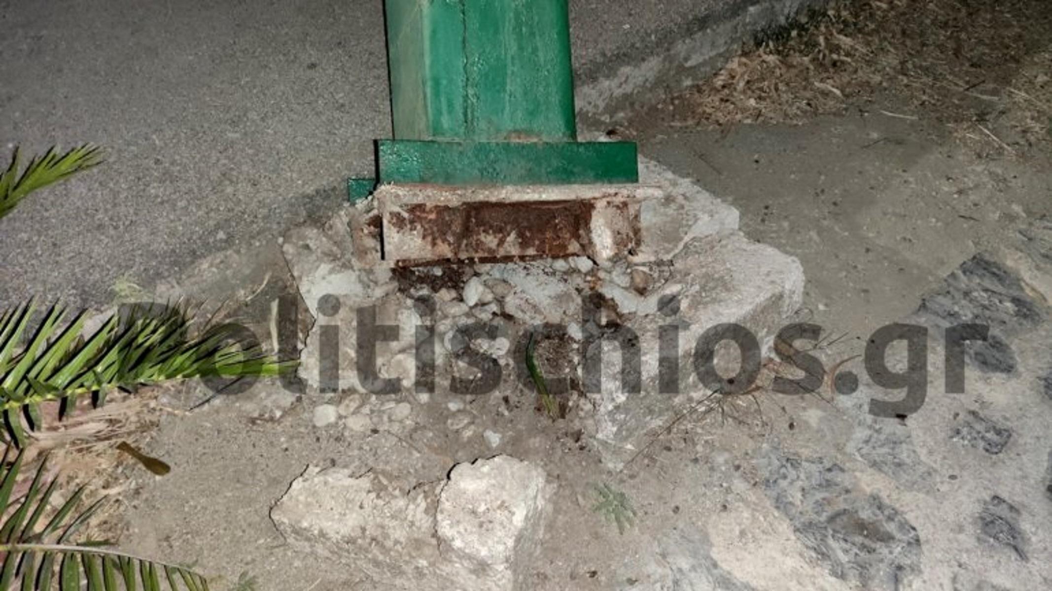 Χίος: Ούτε βίδες δεν είχε η μπασκέτα που σκότωσε τον 19χρονο - Ελεύθερος ο δήμαρχος