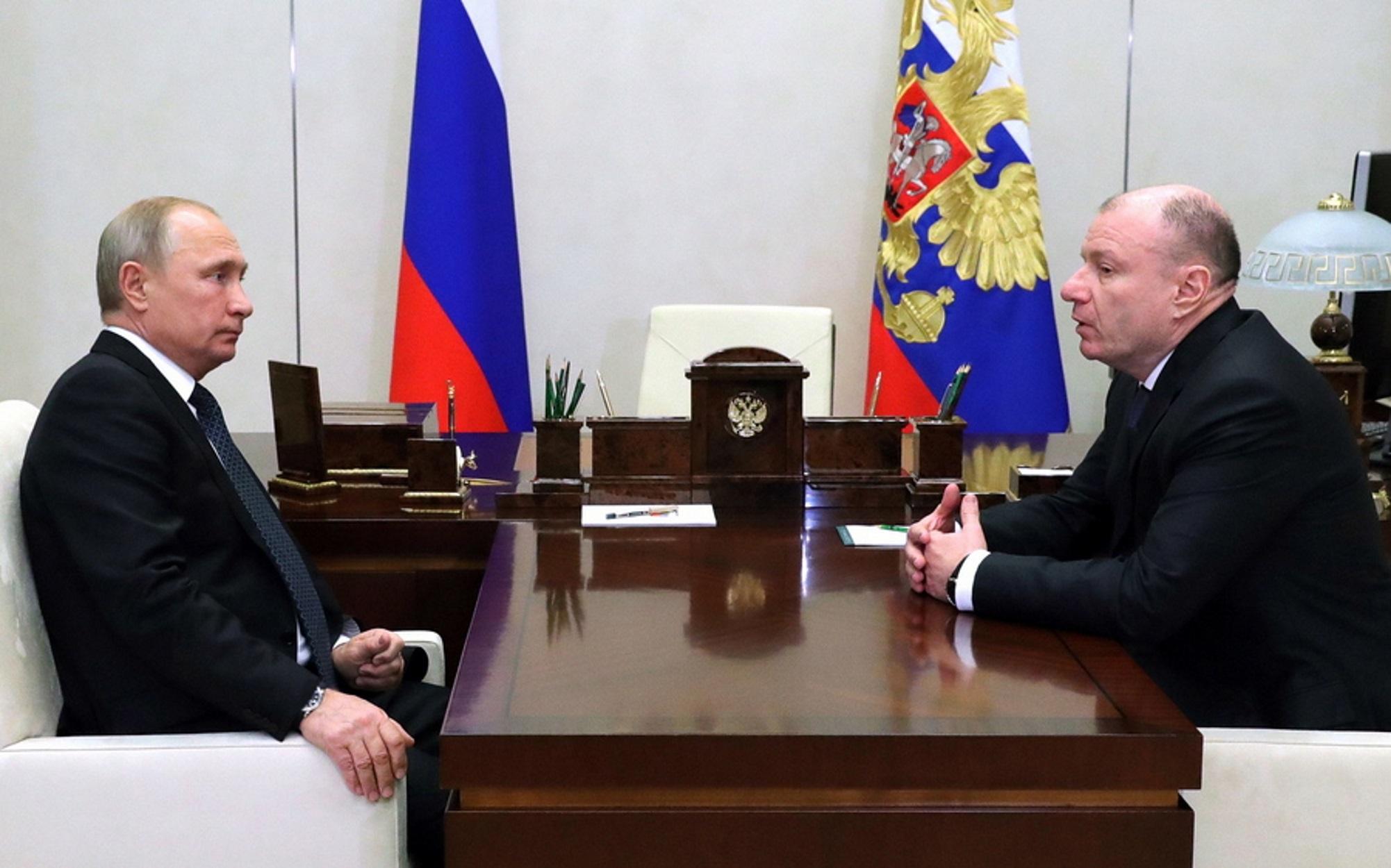 Ποτάνιν: Διατροφή – μαμούθ ζητά η πρώην του Ρώσου ολιγάρχη, φίλου του Πούτιν!