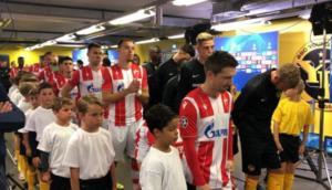 Πλέι οφ Champions League: Προβάδισμα για Ερυθρό Αστέρα και Ντιναμό Ζάγκρεμπ! videos