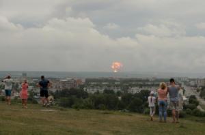 Η Ρωσία το παραδέχεται: Τεράστια η έκλυση ραδιενέργειας από την έκρηξη σε στρατιωτική βάση