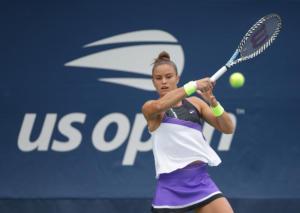 US Open: Διεκόπη ο αγώνας της Σάκκαρη – Το μήνυμα της Ελληνίδας τενίστριας