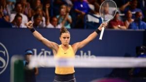 """Σάκκαρη: Απόψε η νέα της """"μάχη"""" στο US Open"""