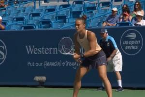 US Open: Στην πρεμιέρα της Δευτέρας η Σάκκαρη
