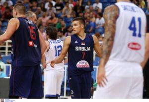 Τουρνουά Ακρόπολις: Άλλο… επίπεδο η Σερβία! «Περίπατος» και με Ιταλία