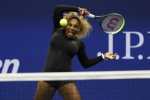 "US Open: ""Πελάτισσα""! Η Σερένα ισοπέδωσε την Σαράποβα! video"