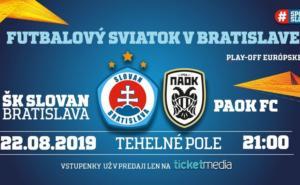 Σλόβαν Μπρατισλάβας – ΠΑΟΚ: Το… προσπαθούν για sold out!