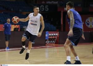 Μουντομπάσκετ – Εθνική Ελλάδας: Έτοιμος ο Σλούκας για το Μαυροβούνιο!