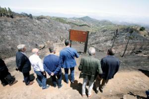 Υπό έλεγχο η καταστροφική πυρκαγιά στο Γκραν Κανάρια