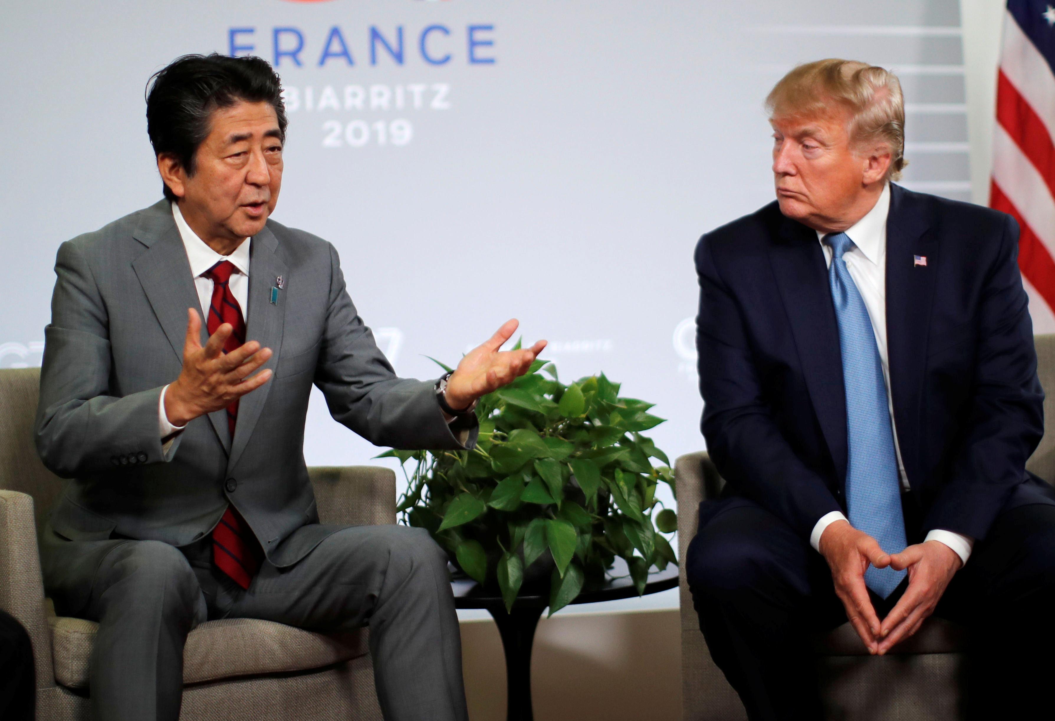 Εμπορική συμφωνία ανάμεσα σε ΗΠΑ και Ιαπωνία μέχρι τέλος Σεπτεμβρίου